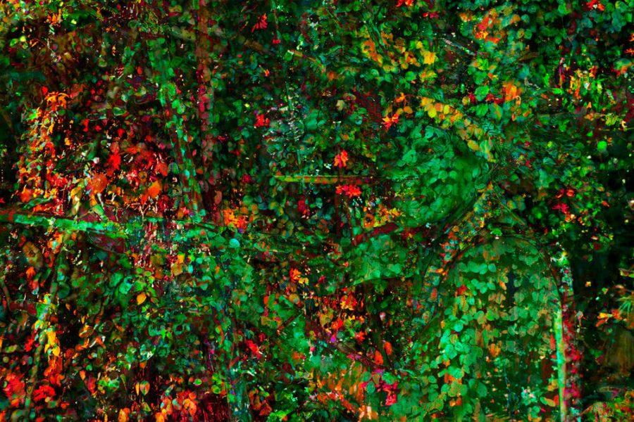 L'ANGE-GARDIEN 120x80 cm